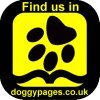 Doggy Pages Logo & Link - www.doggypages.co.uk