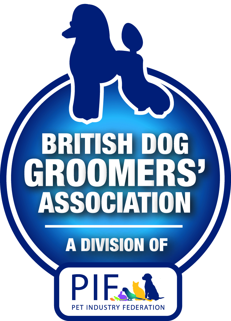 British Dog groomers Association Logo